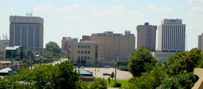 Downtown Newport News, VA